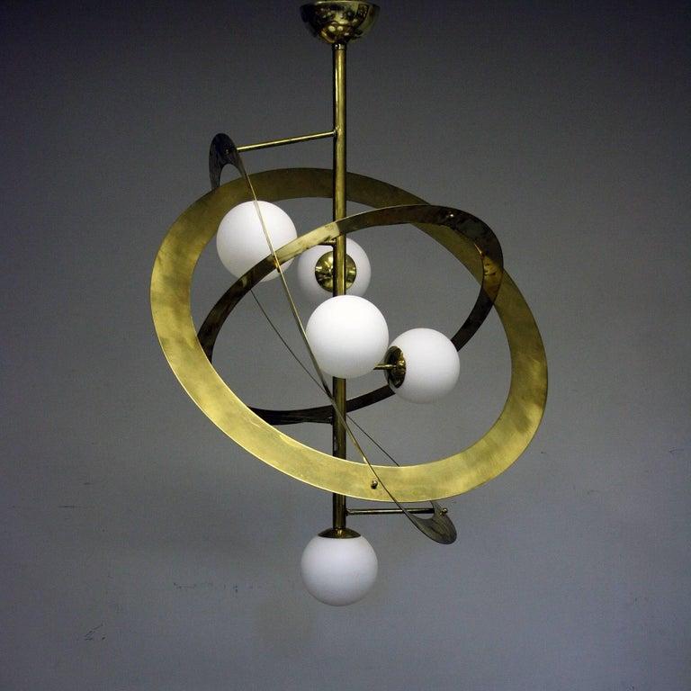 Solar System Ceiling Light For Sale at 1stdibs
