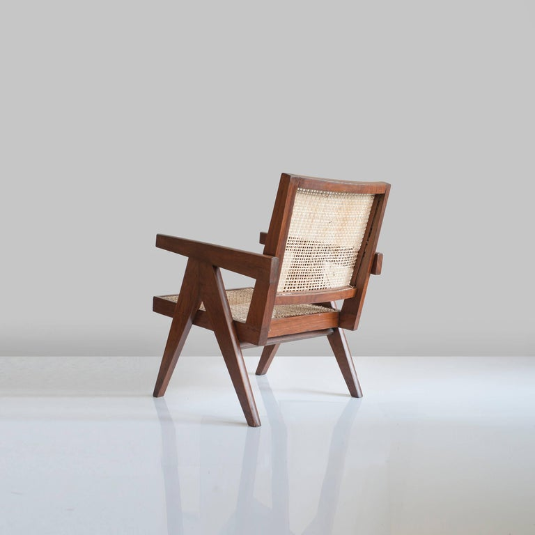 Pierre Jeanneret Easy Cane Chairs for Chandigarh PJ-SI-29-A 2