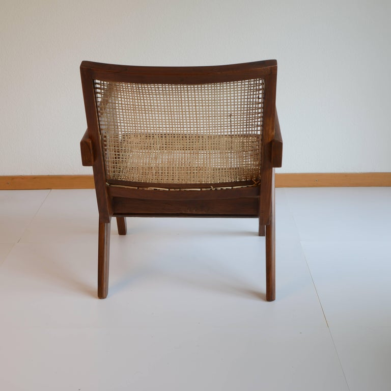 Pierre Jeanneret Easy Cane Chairs for Chandigarh PJ-SI-29-A 3