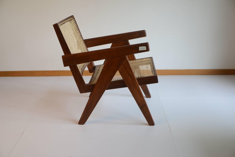 Pierre Jeanneret Easy Cane Chairs for Chandigarh PJ-SI-29-A 4