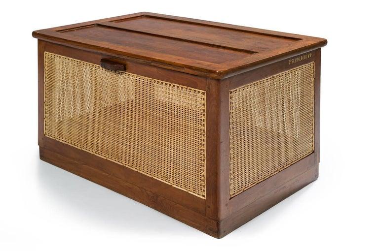 Pierre Jeanneret, linen chest called