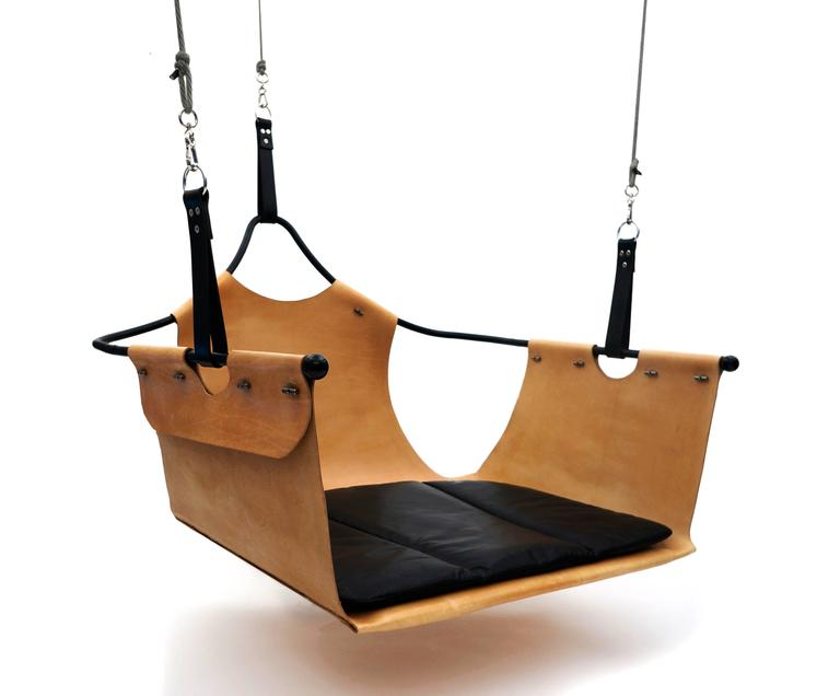 Equus Swing Leather And Steel Customizable For Sale At