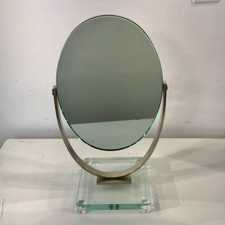 Two Charles Hollis Jones Vanity Mirrors For Sale 1