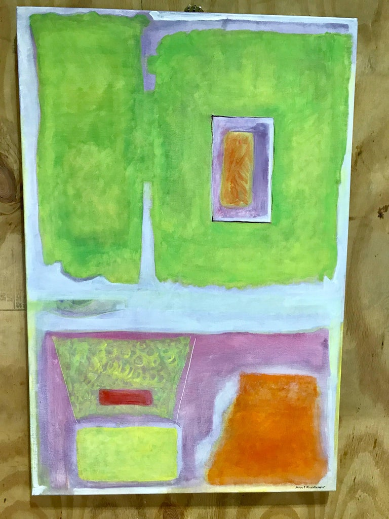 Ann E. Friedlander, untitled I