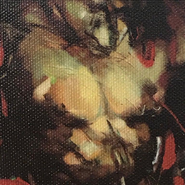 Two Diminutive Giclee Male Nude Studies by Johanne Corno For Sale 4