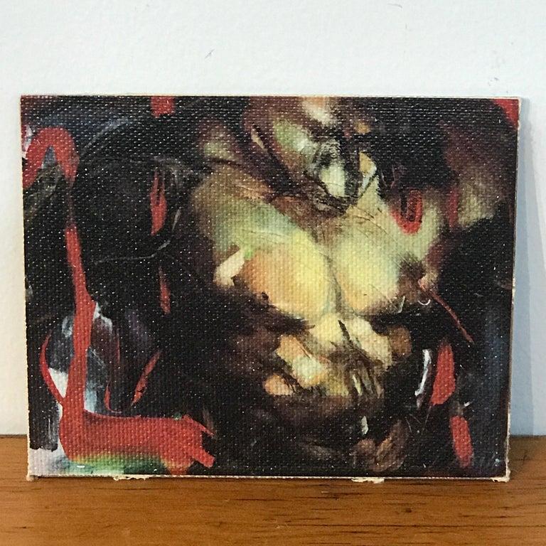 Two Diminutive Giclee Male Nude Studies by Johanne Corno For Sale 8
