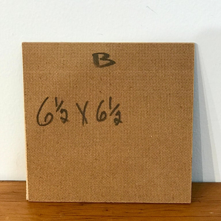 Two Diminutive Giclee Male Nude Studies by Johanne Corno For Sale 9