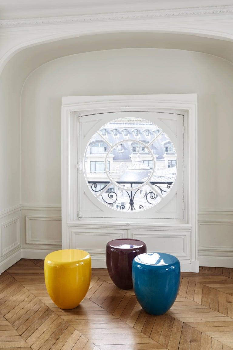 Dot, Side Table or Stool. Deep Garnet, by Reda Amalou Design, 21st Century 8