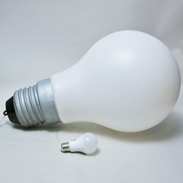 lamp bulb bulb by ingo maurer 1969 for sale at 1stdibs. Black Bedroom Furniture Sets. Home Design Ideas