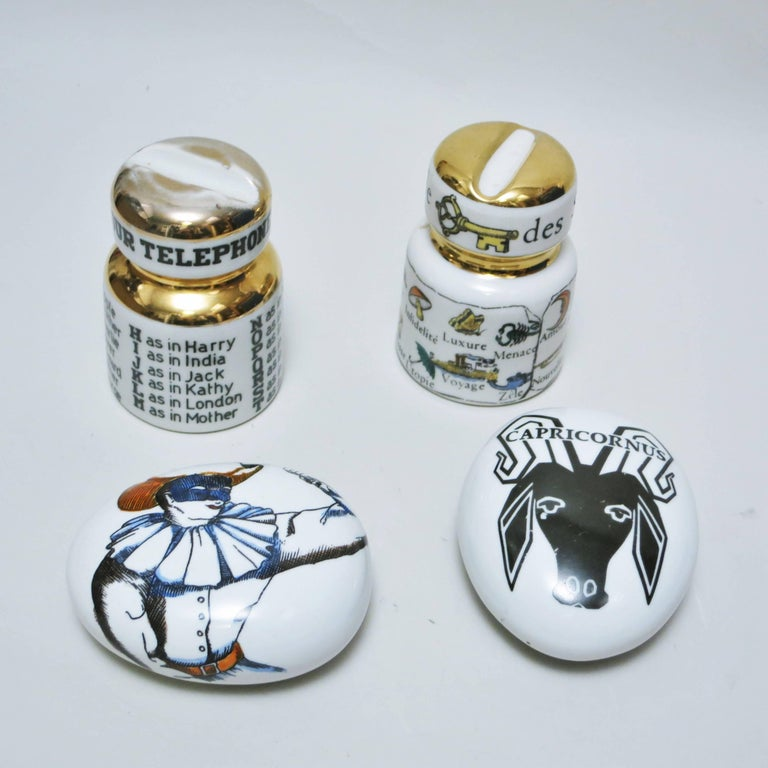 Paperweight Clé Des Songes by Piero Fornasetti  For Sale 2