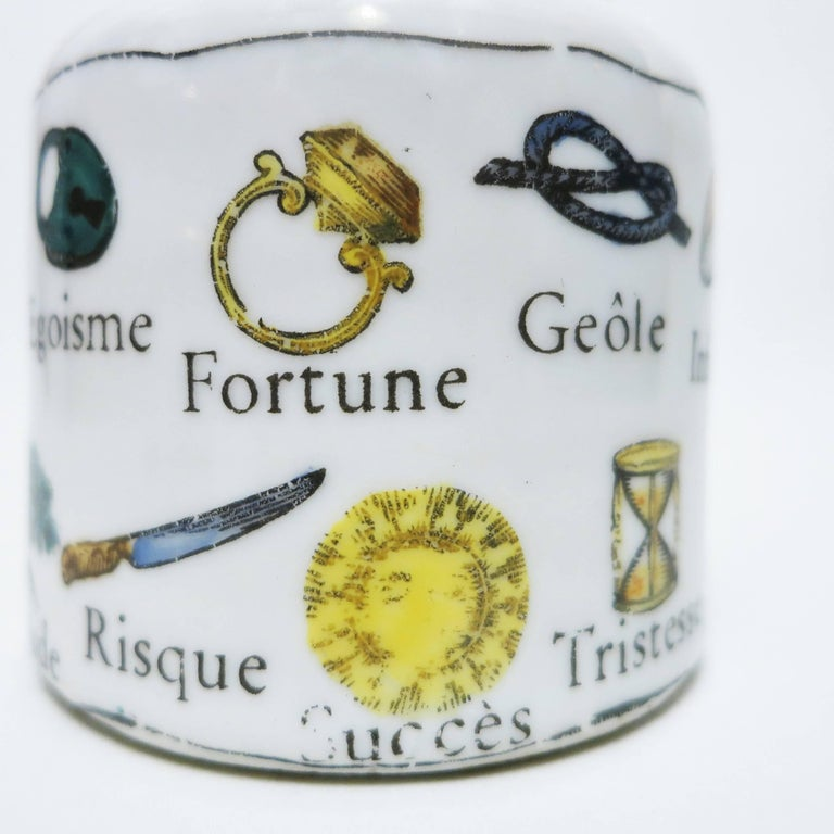 Italian Paperweight Clé Des Songes by Piero Fornasetti  For Sale