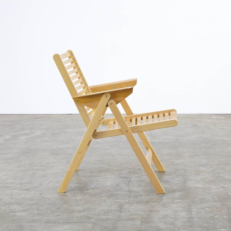 Fabulous 1950S Niko Kralj Slovenian Rex Plywood Folding Chair For Pabps2019 Chair Design Images Pabps2019Com