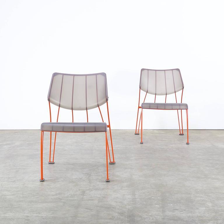 Swedish 1990s Monika Mulder 'PS Hasslo' Chairs for Ikea
