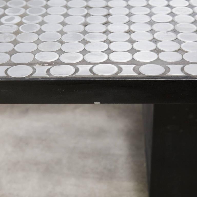 Raf Verjans Coffee Table with Agate Stone 10