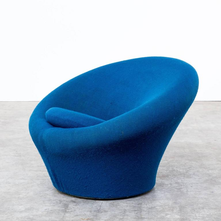 1960s Pierre Paulin Mushroom F560 Fauteuil For Artifort This Model Has Been Adopted