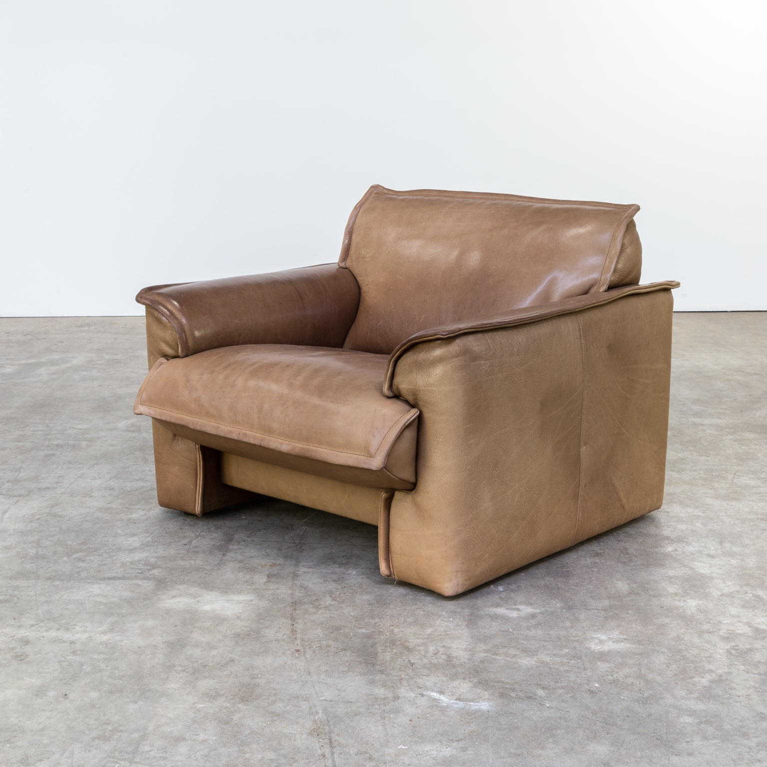 Design Fauteuil Leolux.1970s Leolux High Quality Seating Group Sofa Fauteuil For Sale At