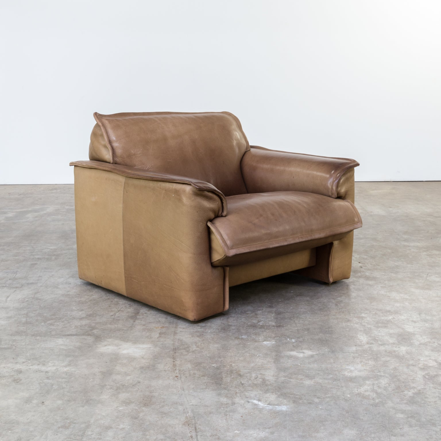Design Bank En Fauteuil.1970s Leolux High Quality Seating Group Sofa Fauteuil For Sale At