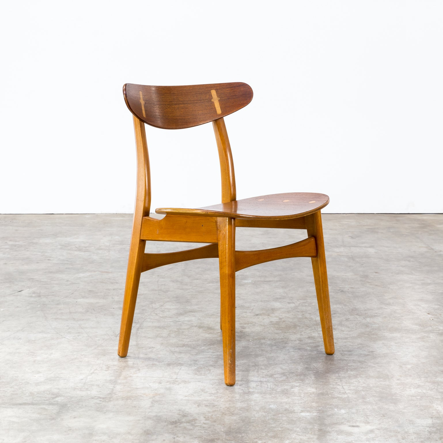 1950S Hans J Wegner Ch 30 Dining Chairs For Carl Hansen