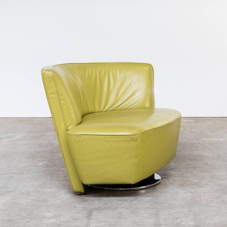 Walter Knoll Design Fauteuil.1990s Eoos Drift Swivel Fauteuil For Walter Knoll For Sale At