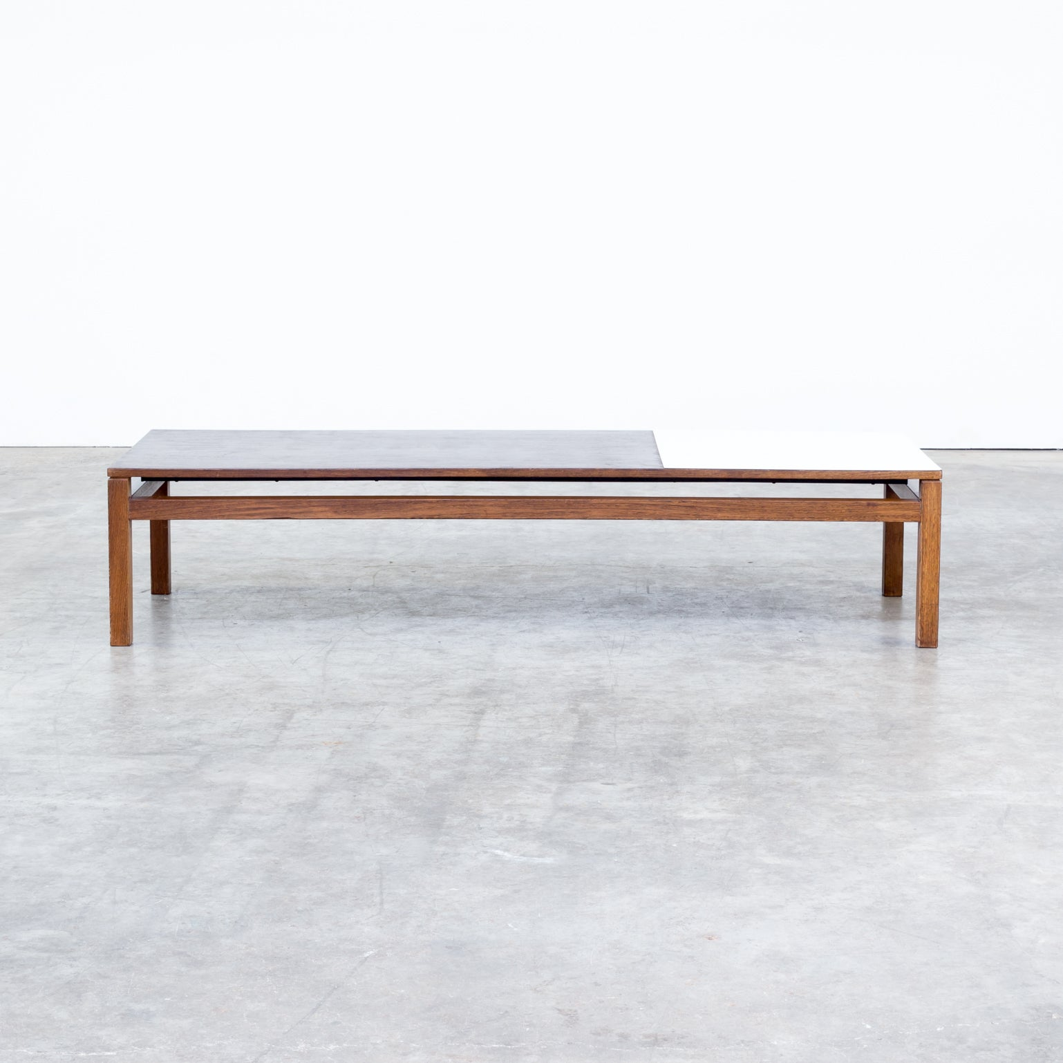 Kho Liang Ie Salontafel.1970s Kho Liang Ie Coffee Table For T Spectrum At 1stdibs