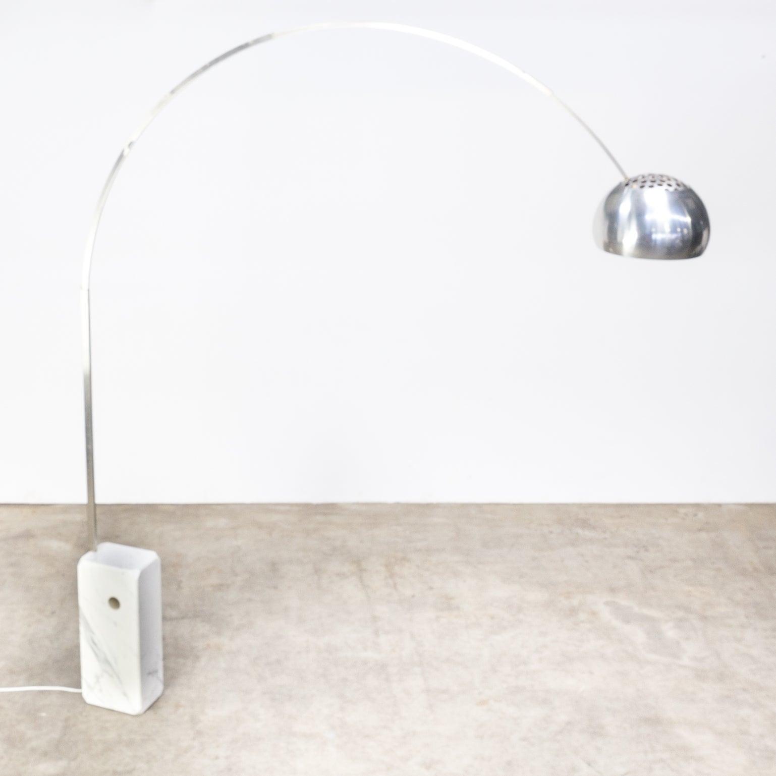 Verwonderlijk 1960s Achille Castiglioni 'Arco' Floor Lamp for Flos For Sale at HJ-97