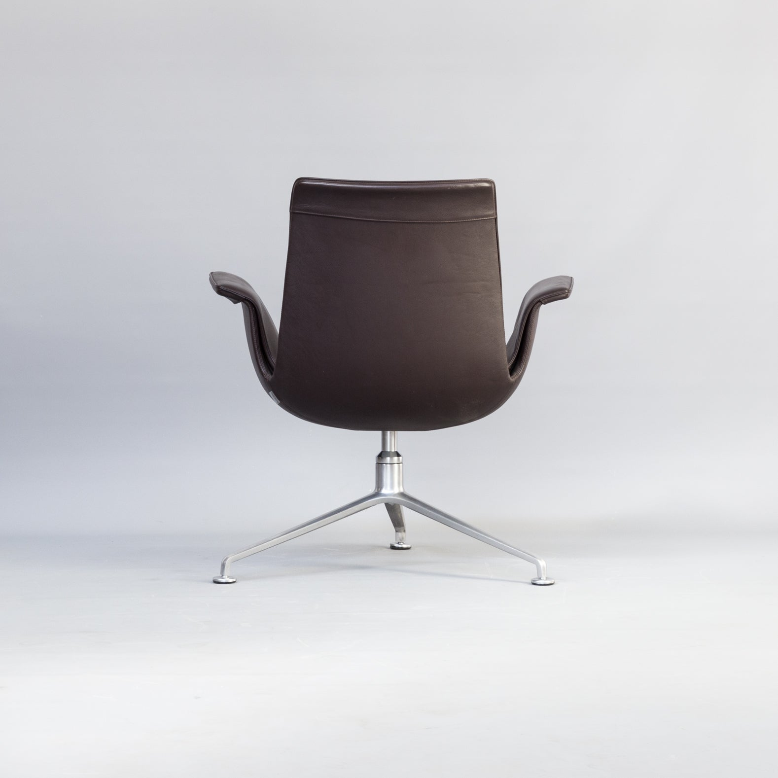 Walter Knoll Design Fauteuil.1950s Jorgen Kastholm And Preben Fabricius 6727 Tulip Lounge Chair