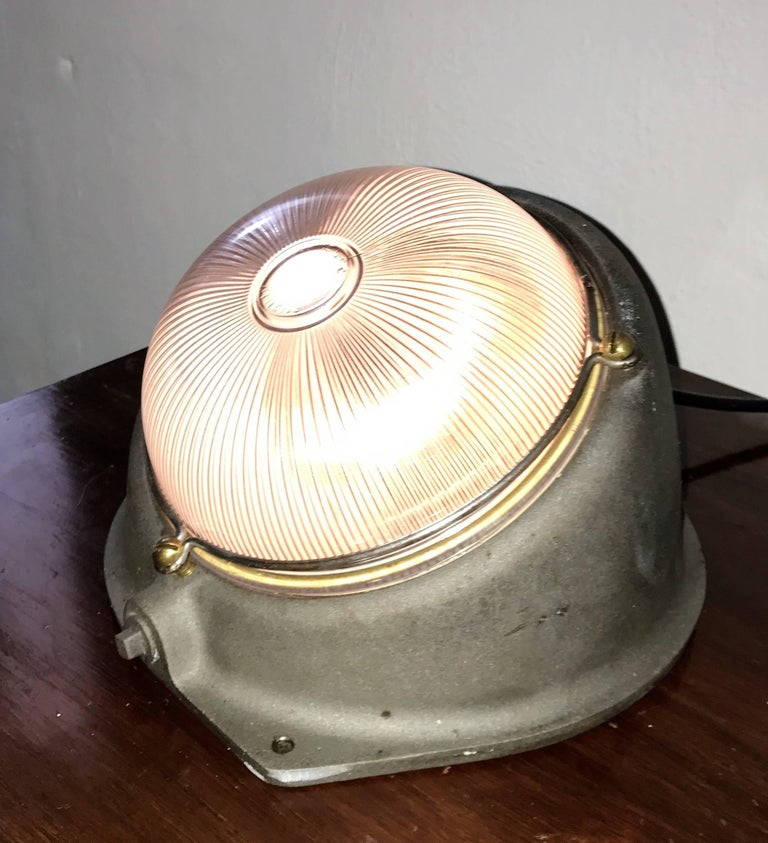 French Industrial Wall Lights : French Industrial Wall Lights by