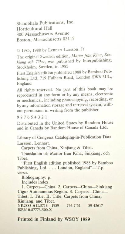 SHAMBHALA PUBLICATIONS INC