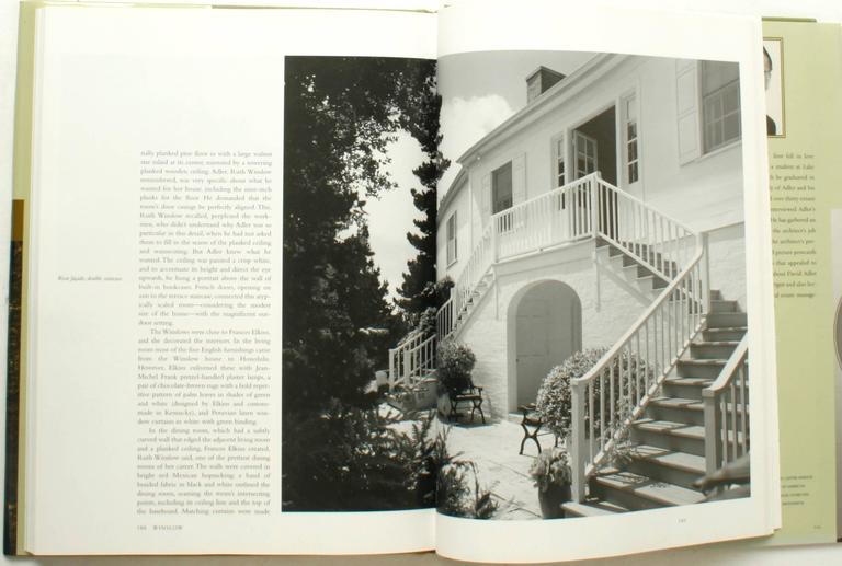 The Country Houses of David Adler by Stephen M. Salny, Signed First Edition For Sale 2