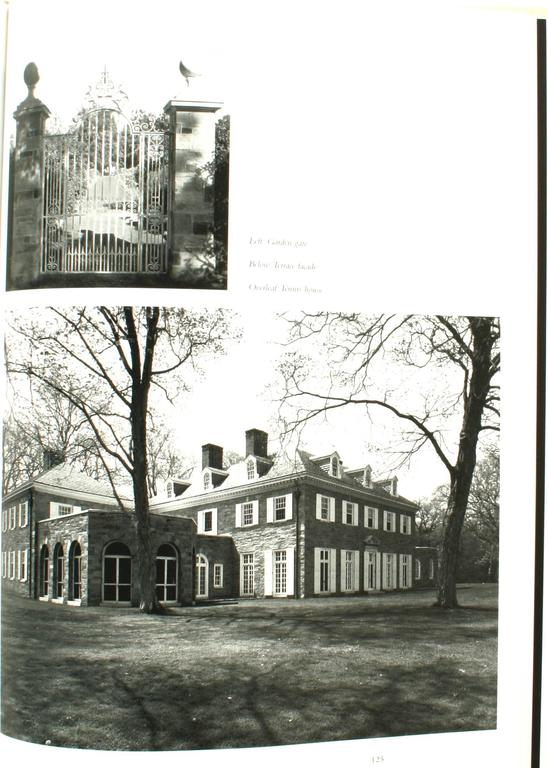 The Country Houses of David Adler by Stephen M. Salny, Signed First Edition For Sale 3