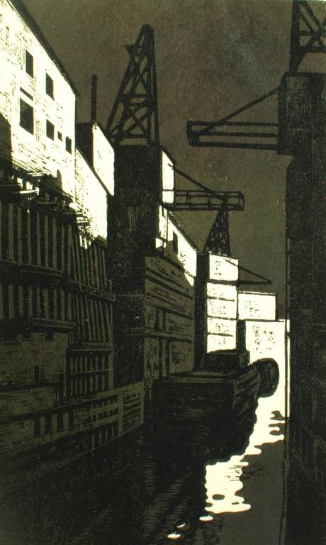 Prints of Louis Lozowick, a Catalogue Raisonne, First Edition For Sale 2