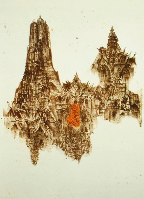 Prints of Louis Lozowick, a Catalogue Raisonne, First Edition For Sale 3