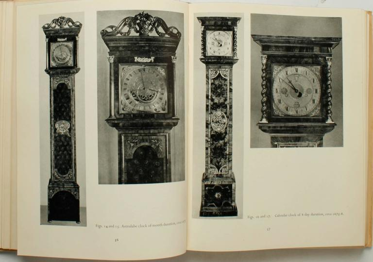 Thomas Tompion His Life & Work by R.W. Symonds, First Edition In Good Condition For Sale In valatie, NY