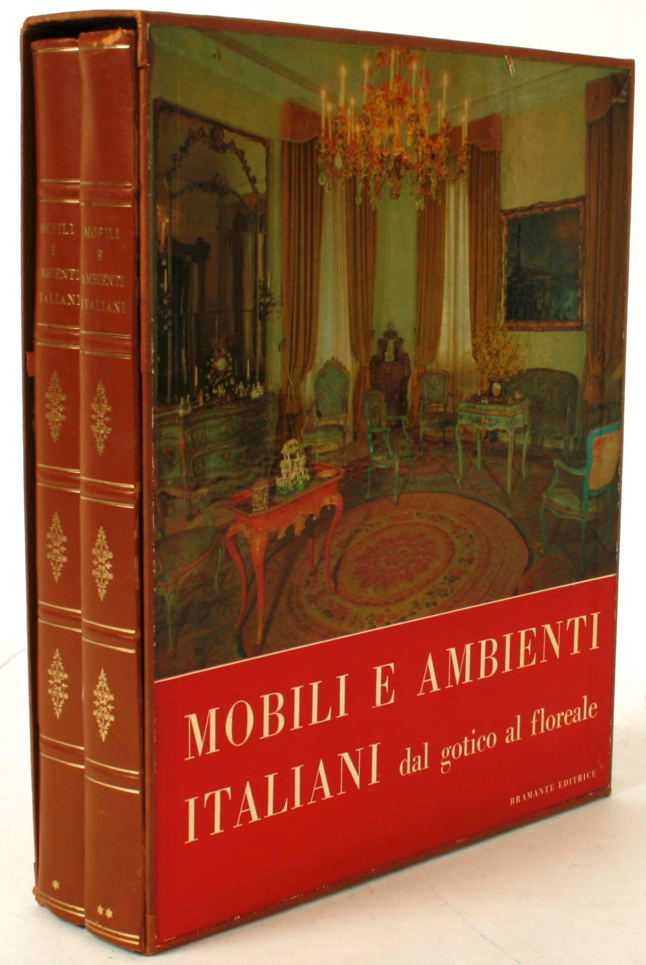 Mobili In Stile Gotico italian furniture and interiors from gothic to floreale, first edition