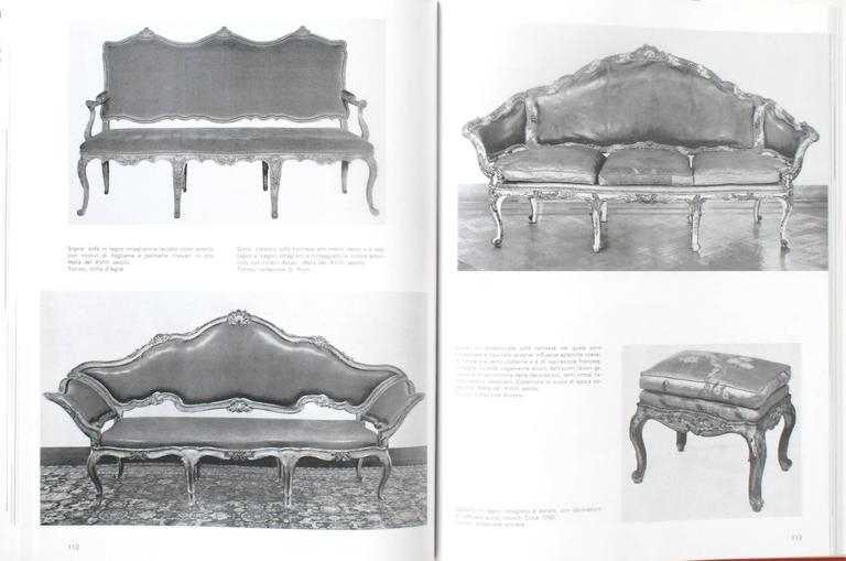 Piedmontese Furniture, First Edition For Sale 2