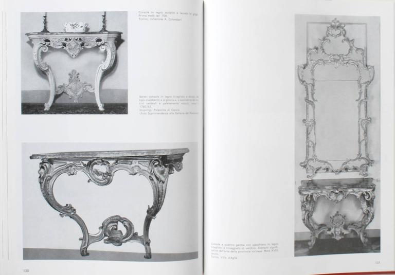 Piedmontese Furniture, First Edition For Sale 3