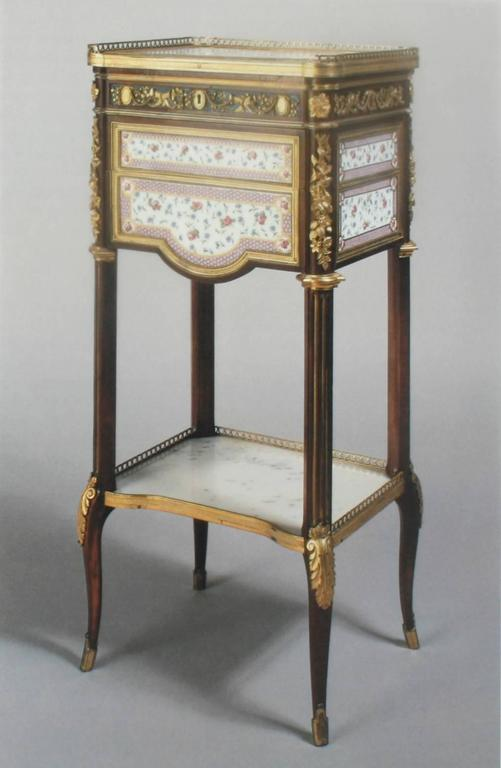 American Furniture in The Frick Collection by Theodore Dell, 1st Edition For Sale