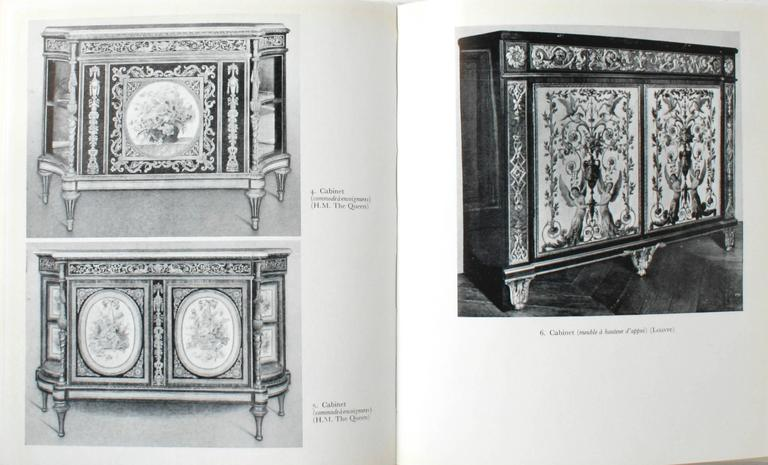 Louis XVI Furniture by F.J.B.Watson, First Edition In Good Condition For Sale In valatie, NY