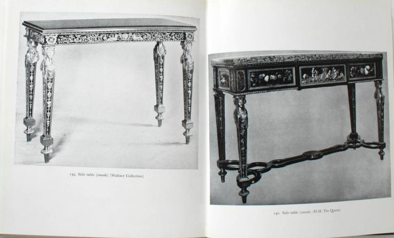 Louis XVI Furniture by F.J.B.Watson, First Edition For Sale 1