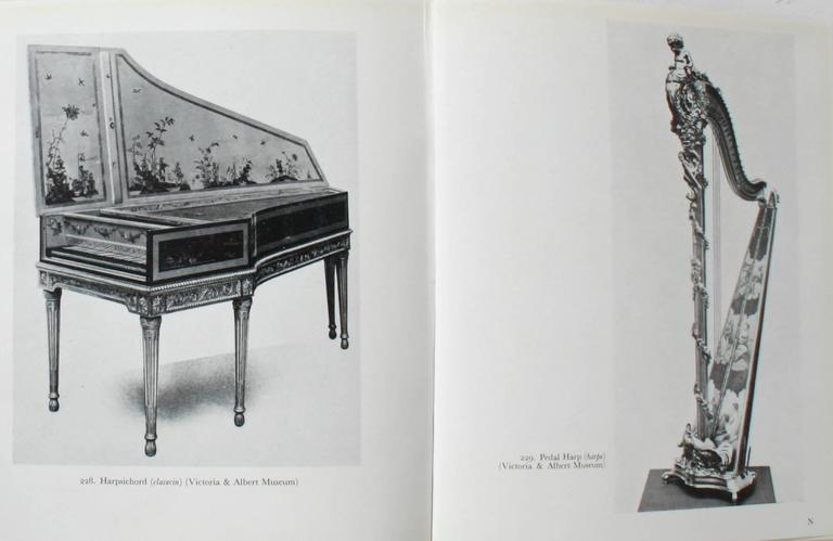 Louis XVI Furniture by F.J.B.Watson, First Edition For Sale 2