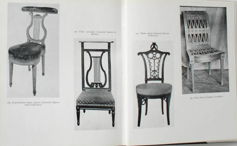 Louis XVI Furniture by F.J.B.Watson, First Edition For Sale 3