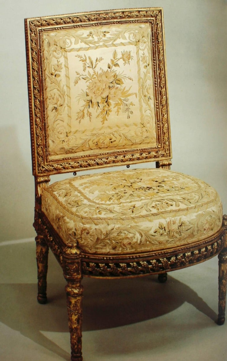 French Furniture Of The 18th Century First Edition Thus