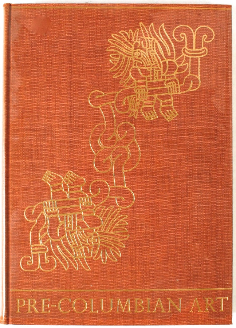 """Pre-Columbian Art"" Book, First Edition 2"