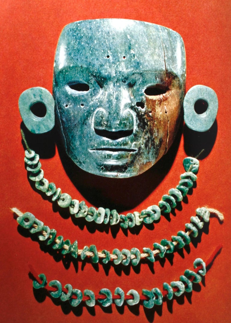 """Pre-Columbian Art"" Book, First Edition 4"