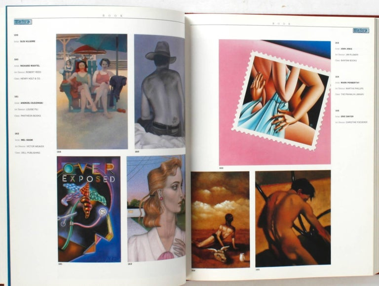Contemporary Illustrators 31, First Edition For Sale