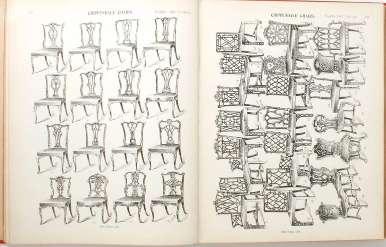 English Furniture, Woodwork, Decoration, During the 18th c, 1st Ed For Sale 3