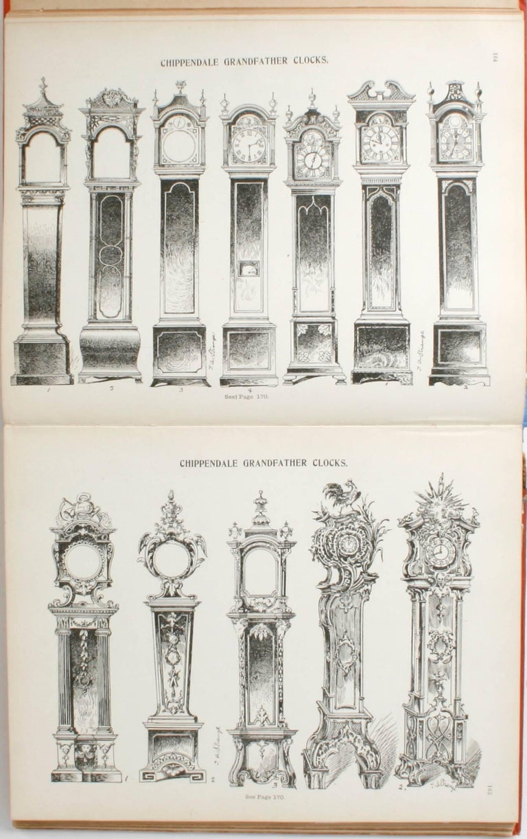 English Furniture, Woodwork, Decoration, During the 18th c, 1st Ed For Sale 4