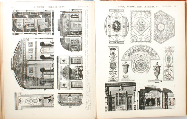 British English Furniture, Woodwork, Decoration, During the 18th c, 1st Ed For Sale