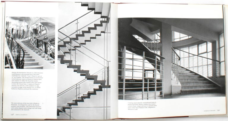20th Century Steps & Stairways, First Edition For Sale