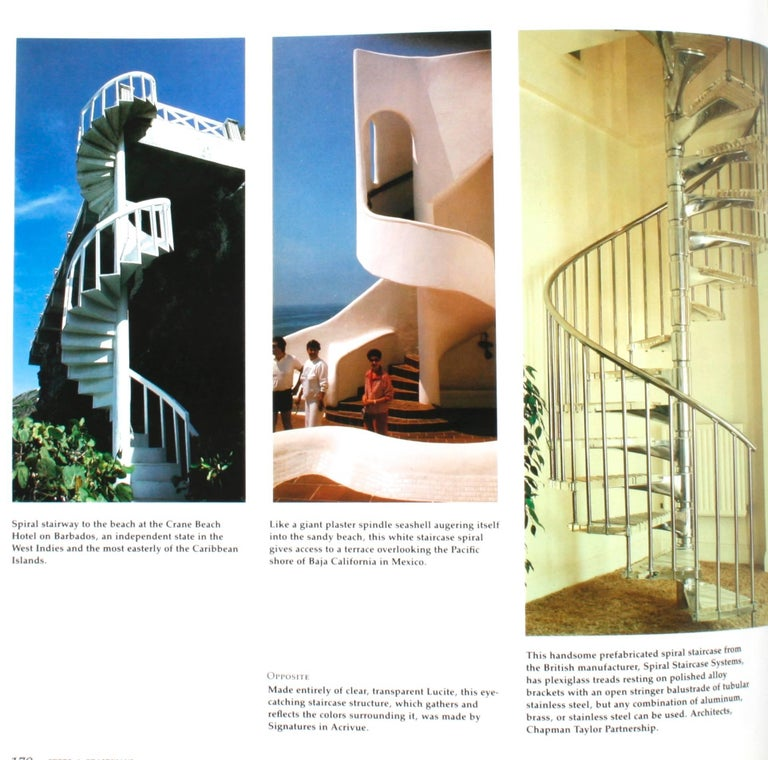 Paper Steps & Stairways, First Edition For Sale